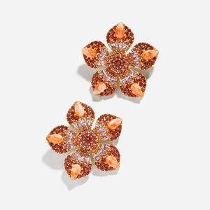 Petronila Flower Stud Earrings